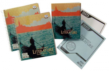 Exursions in Literature Home School Kit 3rd Edition