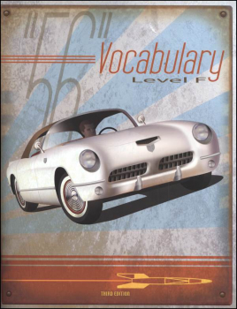 Vocabulary F Student 3rd Edition
