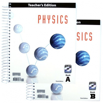 Physics Teacher Book & CD 3rd Edition