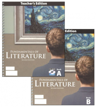 Fundamentals of Literature Teacher Book & CD 2nd Edition