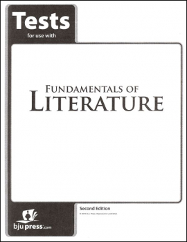 Fundamentals of Literature Tests 2ED