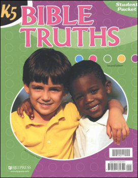 Bible Truths K5 Student Worktext 2ED UV
