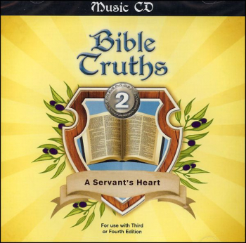 Bible Truths 2 Music CD 4ED