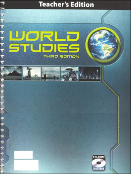 World Studies Teacher Book & CD 3rd Edition