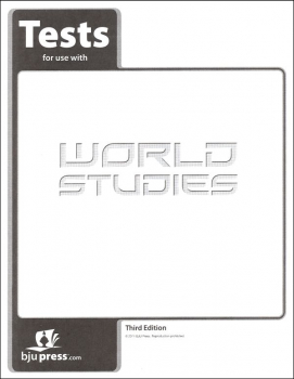 World Studies Testpack 3rd Edition