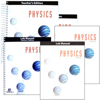 Physics Home School Kit 3rd Edition