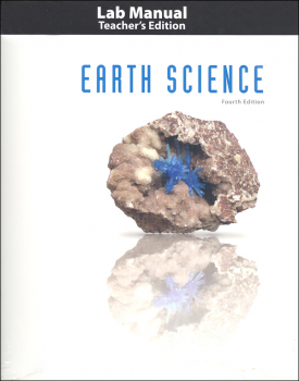 Earth Science Teacher Lab Manual 4th Edition