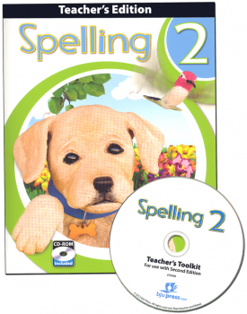 Spelling 2 Teacher Edition with CD 2nd Edition