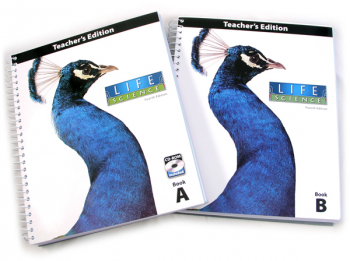 Life Science 7 Teacher Book & CD 4th Edition