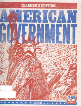American Government Teacher Book & CD 3rd Edition