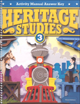 Heritage Studies 3 Activity Manual Answer Key 3rd Edition