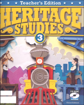 Heritage Studies 3 Home Teacher Book & CD 3rd Edition