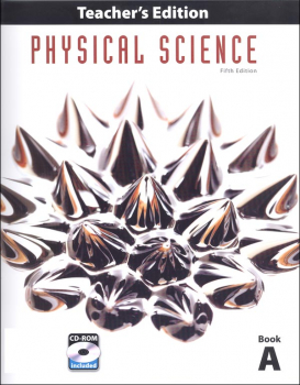 Physical Science Teacher Book & CD 5th Edition