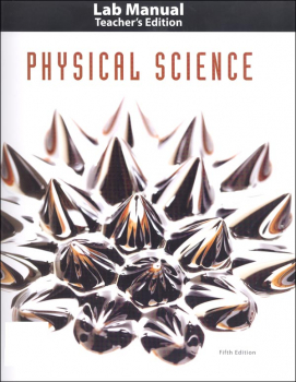 Physical Science Lab Manual Teacher 5th Edition