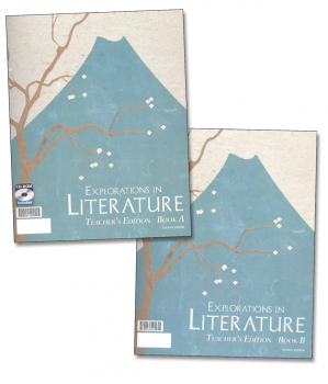 Explorations in Literature 7 Teacher Book and CD 4th Edition