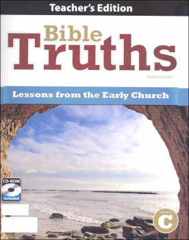 Bible Truths C Teacher Edition Book & CD 4th Edition