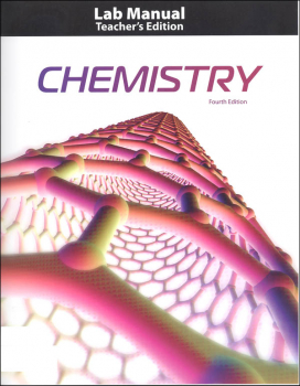 Chemistry Teacher Edition Lab Manual 4th Edition