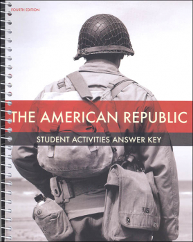 American Republic Student Activity Manual Key 4th Edition