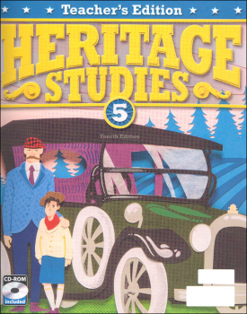 Heritage Studies 5 Teacher Book with CD 4th Edition