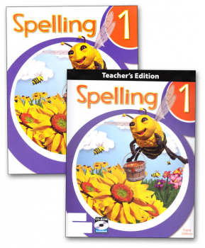 Spelling 1 Home School Kit 3rd Edition