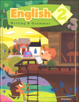 Writing/Grammar 2 Student Worktext 3rd Edition