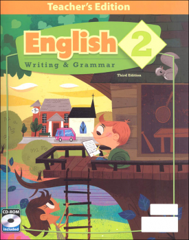 Writing/Grammar 2 Teacher Edition Book & CD 3rd Edition