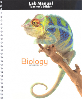 Biology Teacher Lab Manual 5th Edition