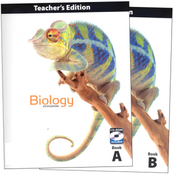 Biology Teacher Books & CD 5th Edition