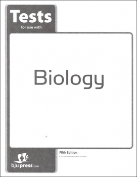 Biology Testpack 5th Edition