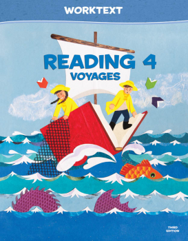 Reading 4 Student Worktext 3rd Edition