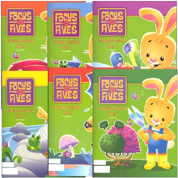 Focus on Fives K5 Teacher's Edition 4th Edition