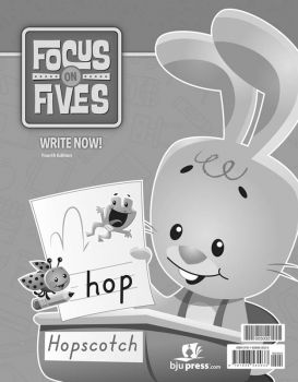 Focus on Fives K5 Write Now! Handwriting 4th Edition
