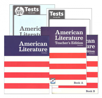 American Literature Home School Kit 3rd Edition