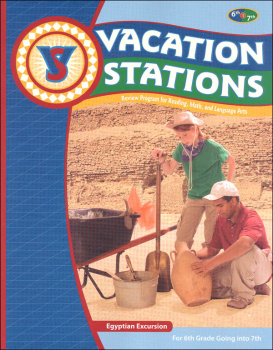Egyptian Excursion Vacation Station - copyright update