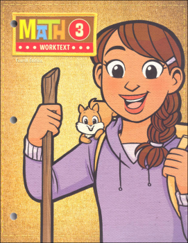 Math 3 Student Worktext 4th Edition