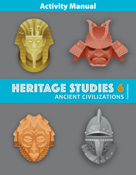 Heritage Studies 6 Student Activity Manual 4th Edition