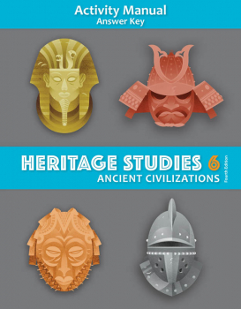 Heritage Studies 6 Student Activity Manual Answer Key 4th Edition