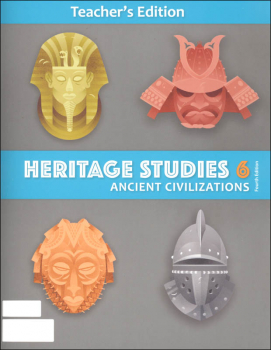 Heritage Studies 6 Teacher's Edition 4th Edition