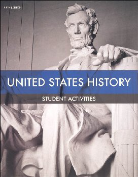 United States History Student Activities Manual 5th Edition