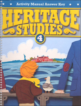 Heritage Studies 4 Activity Manual Answer Key 3rd Edition
