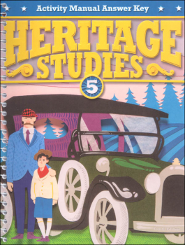 Heritage Studies 5 Activity Manual Answer Key 4th Edition