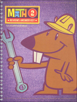 Math 2 Reviews Key 4th Edition
