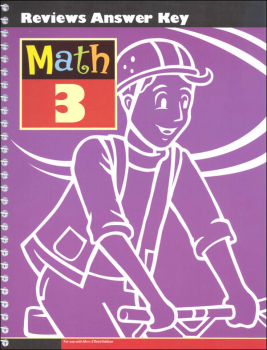 Math 3 Reviews Key 3rd Edition