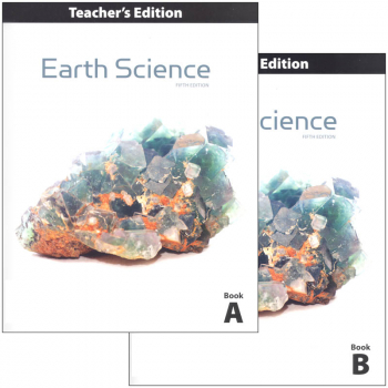 Earth Science Teacher's Edition 5th Edition