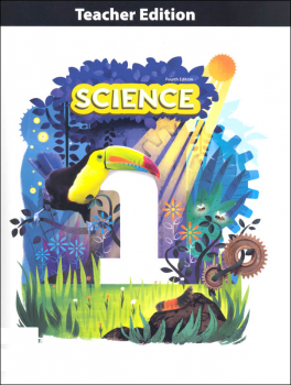 Science 1 Teacher's Edition 4th Edition