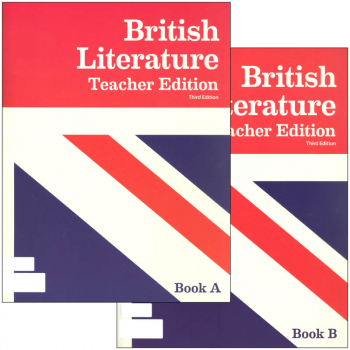 British Literature Teacher's Edition 3rd Edition