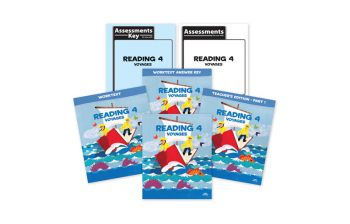 Reading 4 Home School Kit 3rd Edition