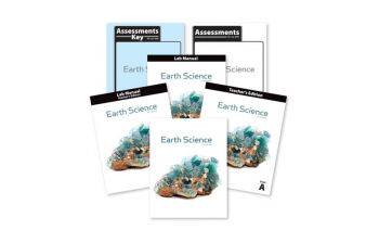 Earth Science Home School Kit 5th Edition
