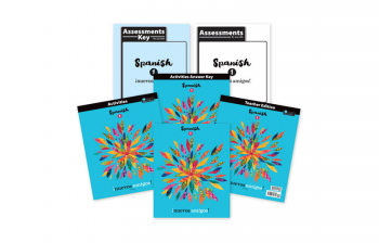 Spanish 1 Home School Kit 3rd Edition