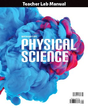 Physical Science Teacher Lab Manual 6th Edition